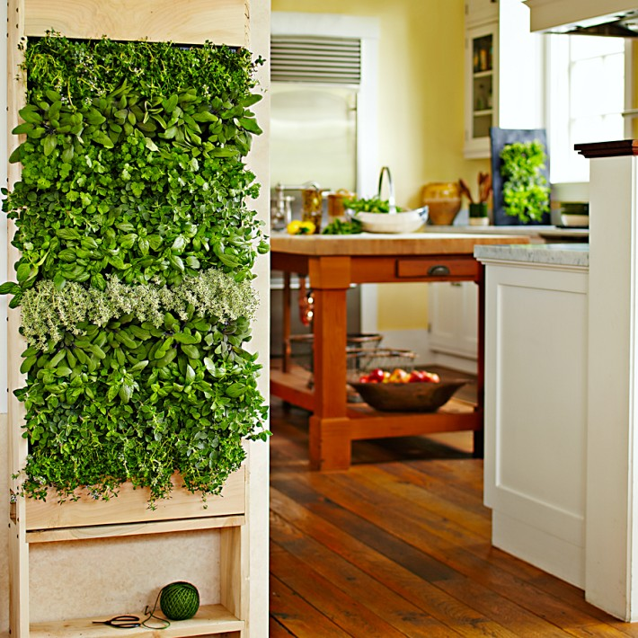 WS Free Standing Vertical Garden I want it...I want it...I want it....