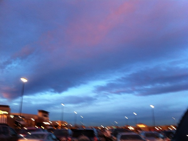 IMG 1273 600x448 Beautiful Sky from Whole Foods
